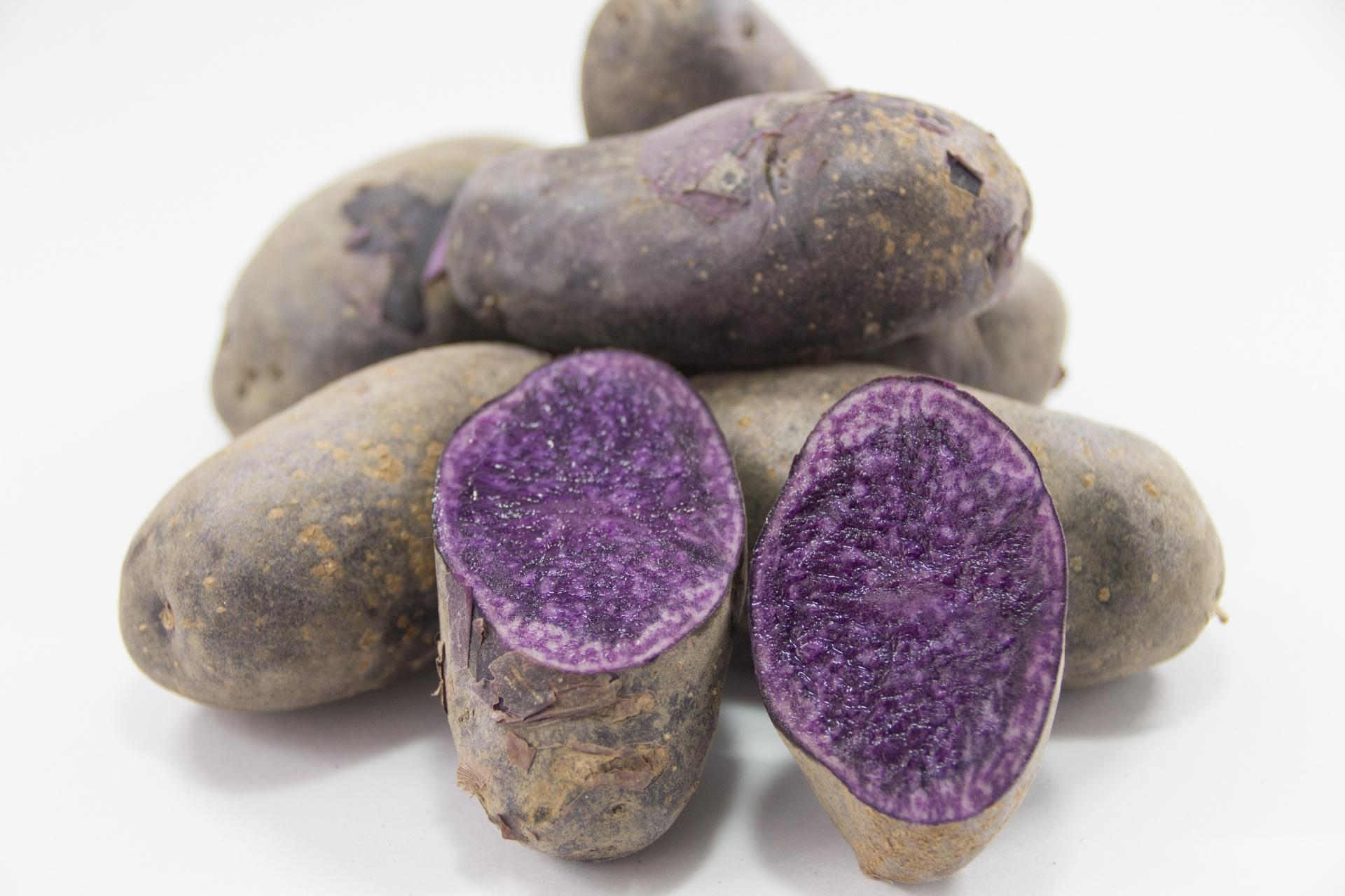 シャドークイーンとは?芋の特徴や紫色を生かした簡単レシピを紹介!
