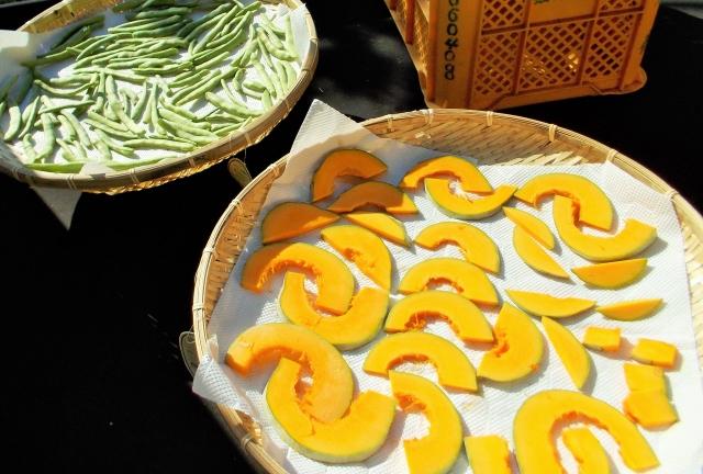 乾燥野菜にすると栄養価は損なわれるの?加工方法とあわせて解説!