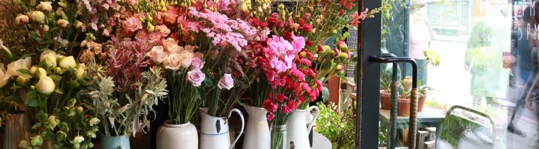 花屋・園芸店のイメージ