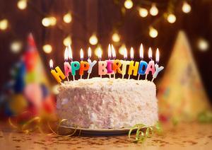 お 誕生 日 おめでとう 英語