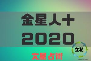 【六星占術】金星人プラスの2020年の運勢