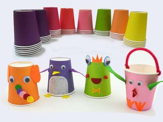 ef1658dcb42d4 紙コップの工作アイデア20選!幼児向けおもちゃも簡単に作れちゃう ...