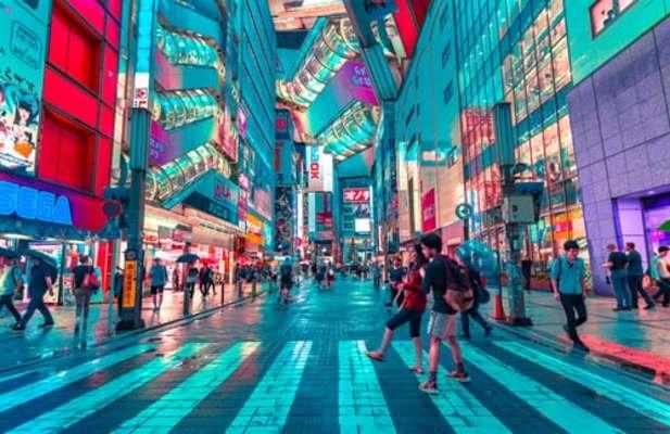インスタ映え 東京