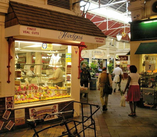 Covered Market, Oxford http...