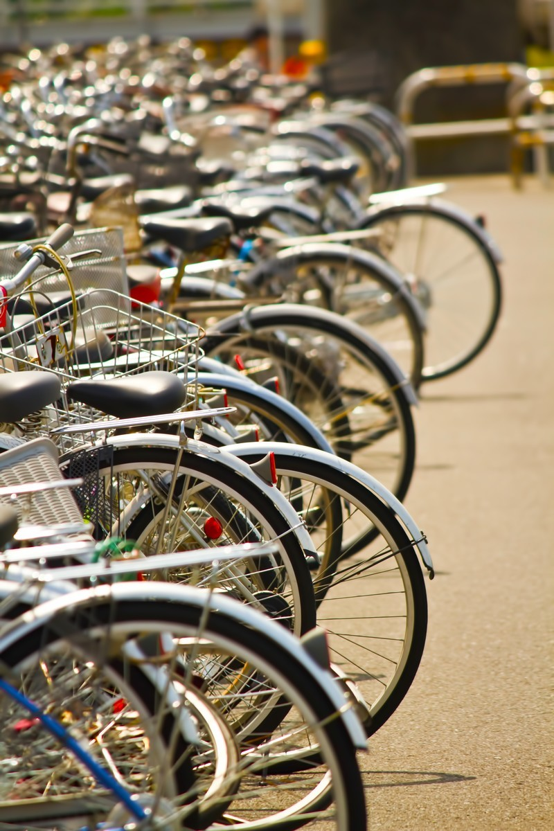 種類 自転車 空気 入れ