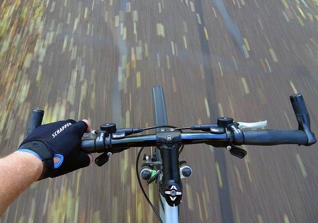 クロス バイク ハンドル グリップ
