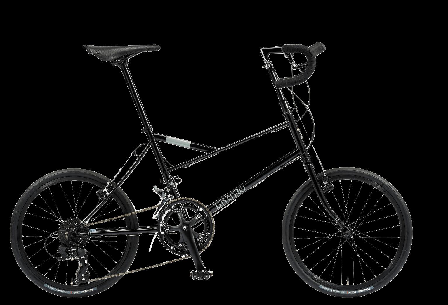 20インチの黒の自転車ヴェンチュラ
