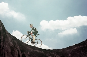 ロードバイクでヒルクライムを上手に走る方法!登り坂のコツをご紹介!