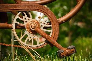 自転車のチェーンのサビの取り方!綺麗に簡単にサビを落とす方法は?