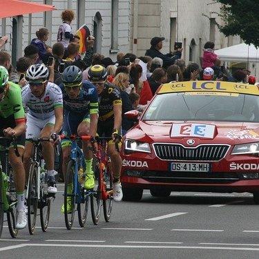 ツールドフランス2020上位選手のバイク8選!参戦チームと結果も紹介