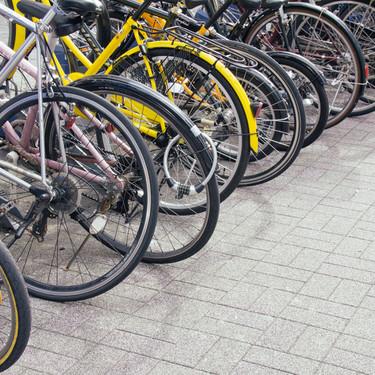 自転車のタイヤの空気がすぐ抜けるのは?自分で直せる?予防方法は?