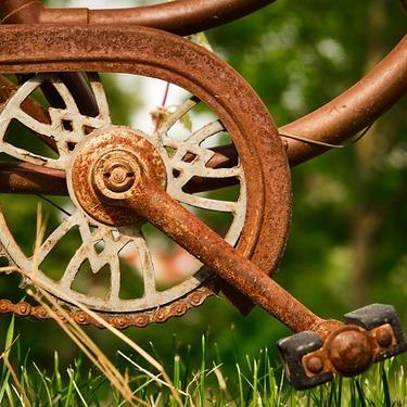 愛車をサビから守ろう!簡単にできる自転車のサビ取りと予防方法は?