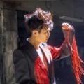 岩田剛典「ロケ現場」photo by 永瀬正敏 発売前から大反響の写真集『Spin』の撮影現場を先行レポート