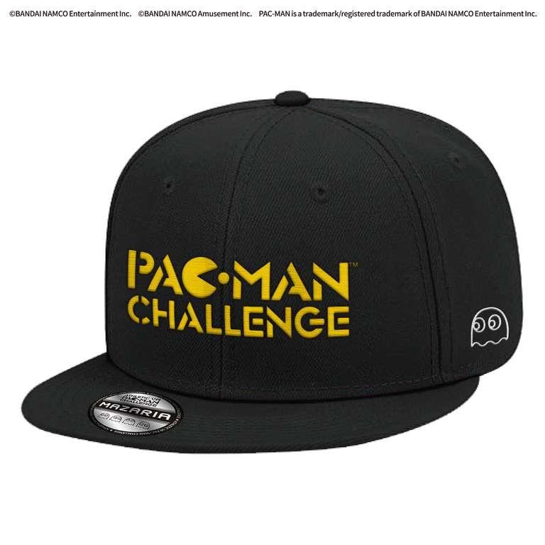 「PAC-MAN CHALLENGE キャップ」価格:5,000円