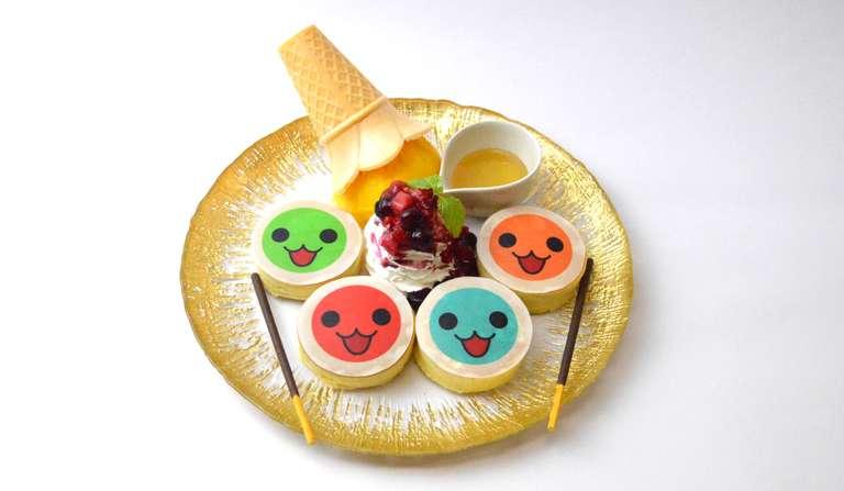 「太鼓の達人パンケーキ」 価格:1,800円