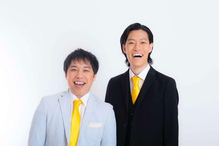 MC:霜降り明星(しもふりみょうじょう) (C)YOSHIMOTO CO., LTD.