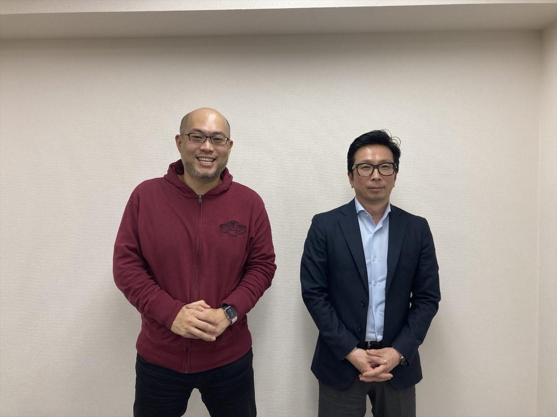 小島圭介氏対談風景5