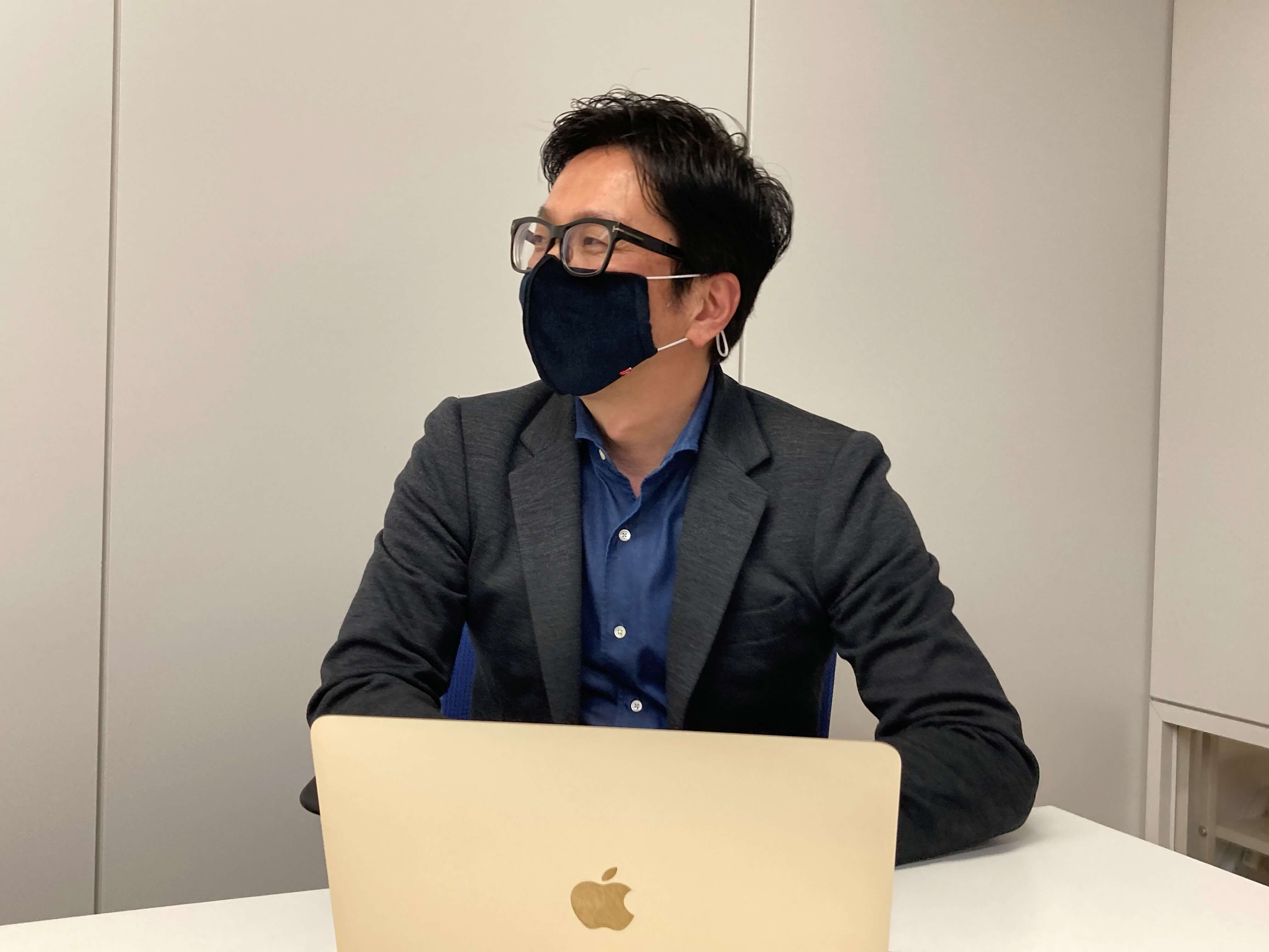 ジー・モード竹下氏対談
