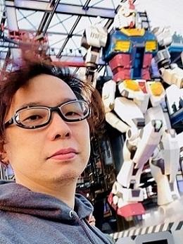 株式会社crim代表取締役 竹安佐和記