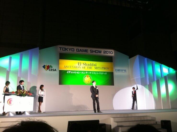 2010年E3会場風景