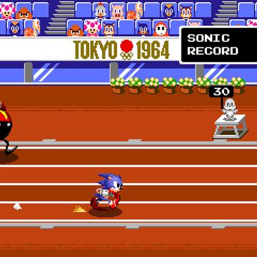 『マリオ&ソニック AT 東京2020オリンピック』ゲーム情報第1弾公開! - ガメモ