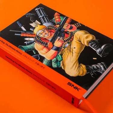 メタルスラッグの歴史が1冊に! イギリス発のメタスラ本「Metal Slug: The Ultimate History」登場! - ガメモ