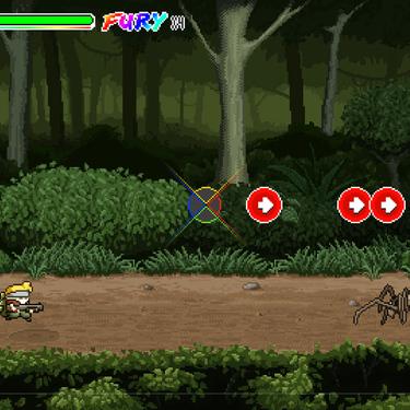 Nintendo Switch「Old School Musical」本日発売! レトロゲームの世界でチップチューンのリズムゲームを遊ぼう! - ガメモ