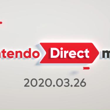 """""""Nintendo Direct mini""""発表! 今回は移植やリメイク、DLCが中心の発表! - ガメモ"""