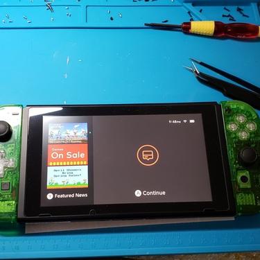 <追記あり>入手困難なNintendo Switchを自作する海外勢が登場! そして日本勢も自作に成功! - ガメモ
