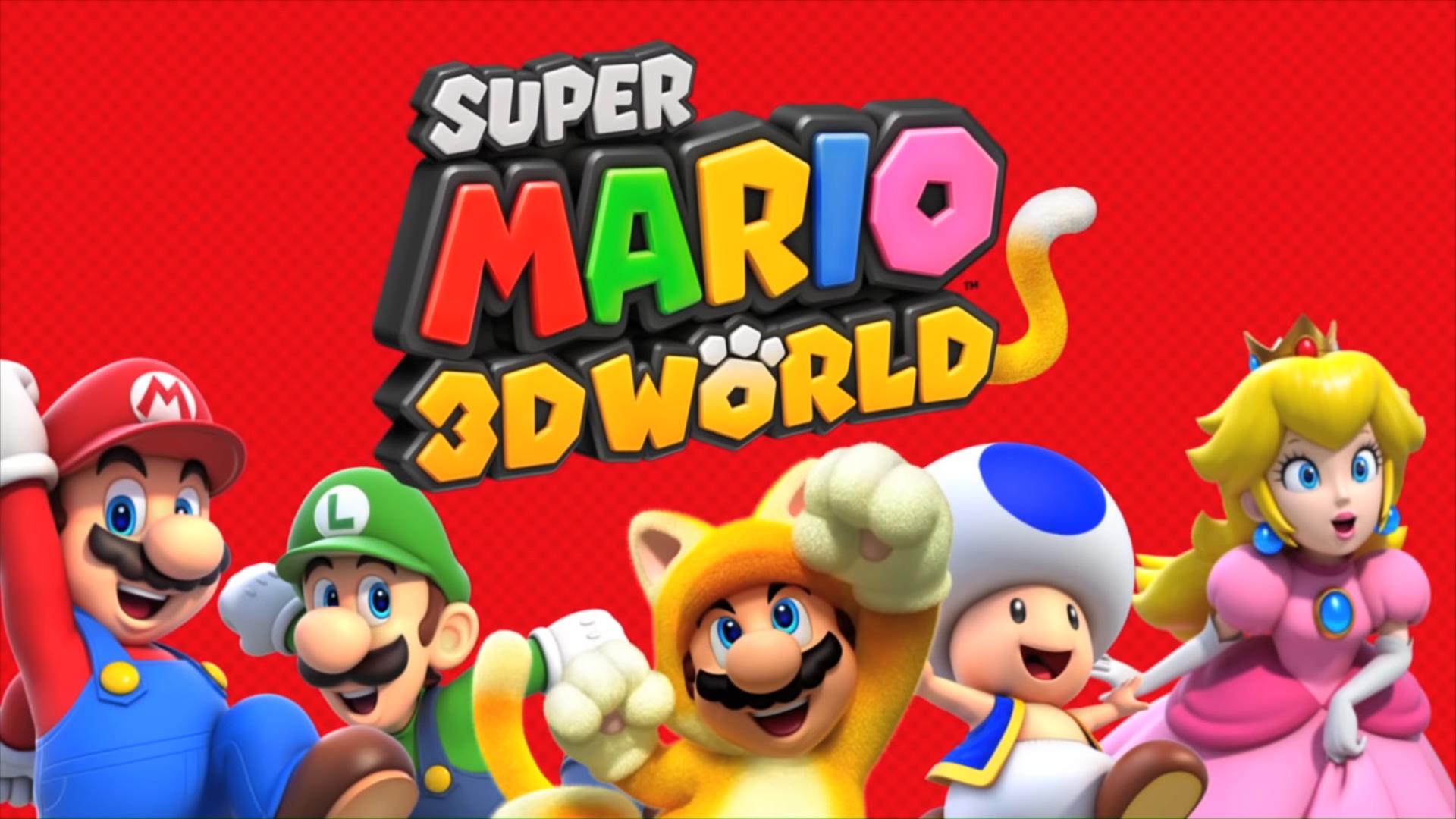 3d ワールド マリオ switch