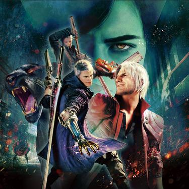 バージルが参戦決定! 『デビル メイ クライ 5 スペシャルエディション』がPS5、Xbox Series Xと同日発売を目指して開発中! - ガメモ