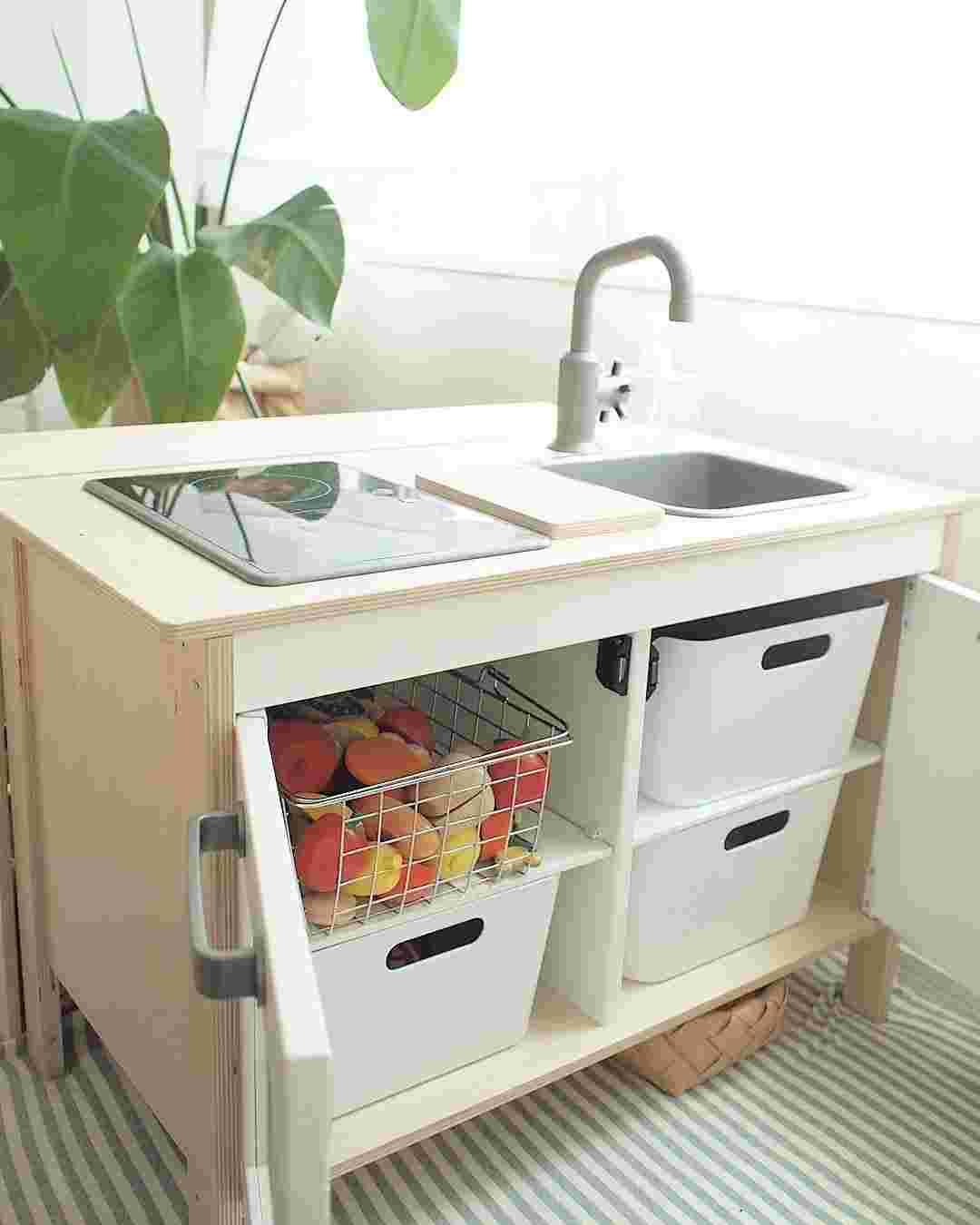 ikeaのままごとキッチンがおしゃれ!組み立て方法や収納法まで紹介 | お