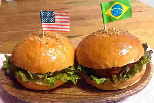 マクドナルド ハンバーガー カロリー