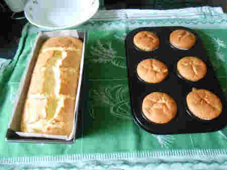 ケーキ 型 シフォン