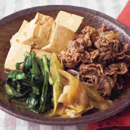 肉 豆腐 レシピ プロ