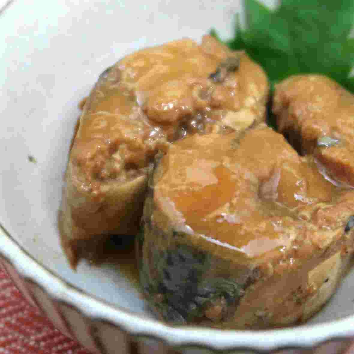 煮 簡単 の 味噌 サバ