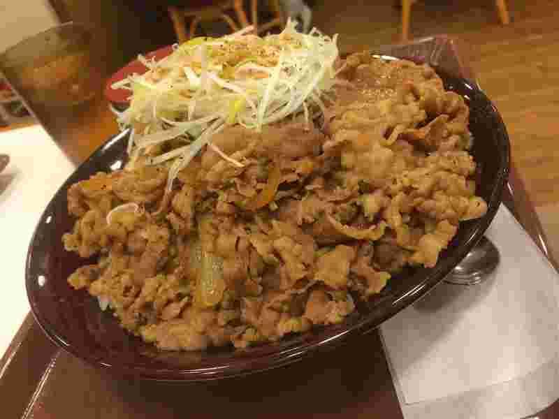 エンペラー牛丼