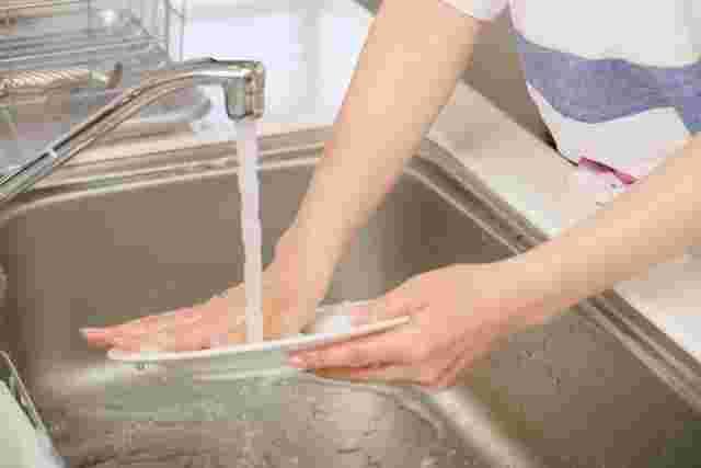 ジップ ロック 洗う