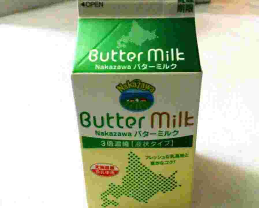 バターミルクの栄養がすごい!ス...