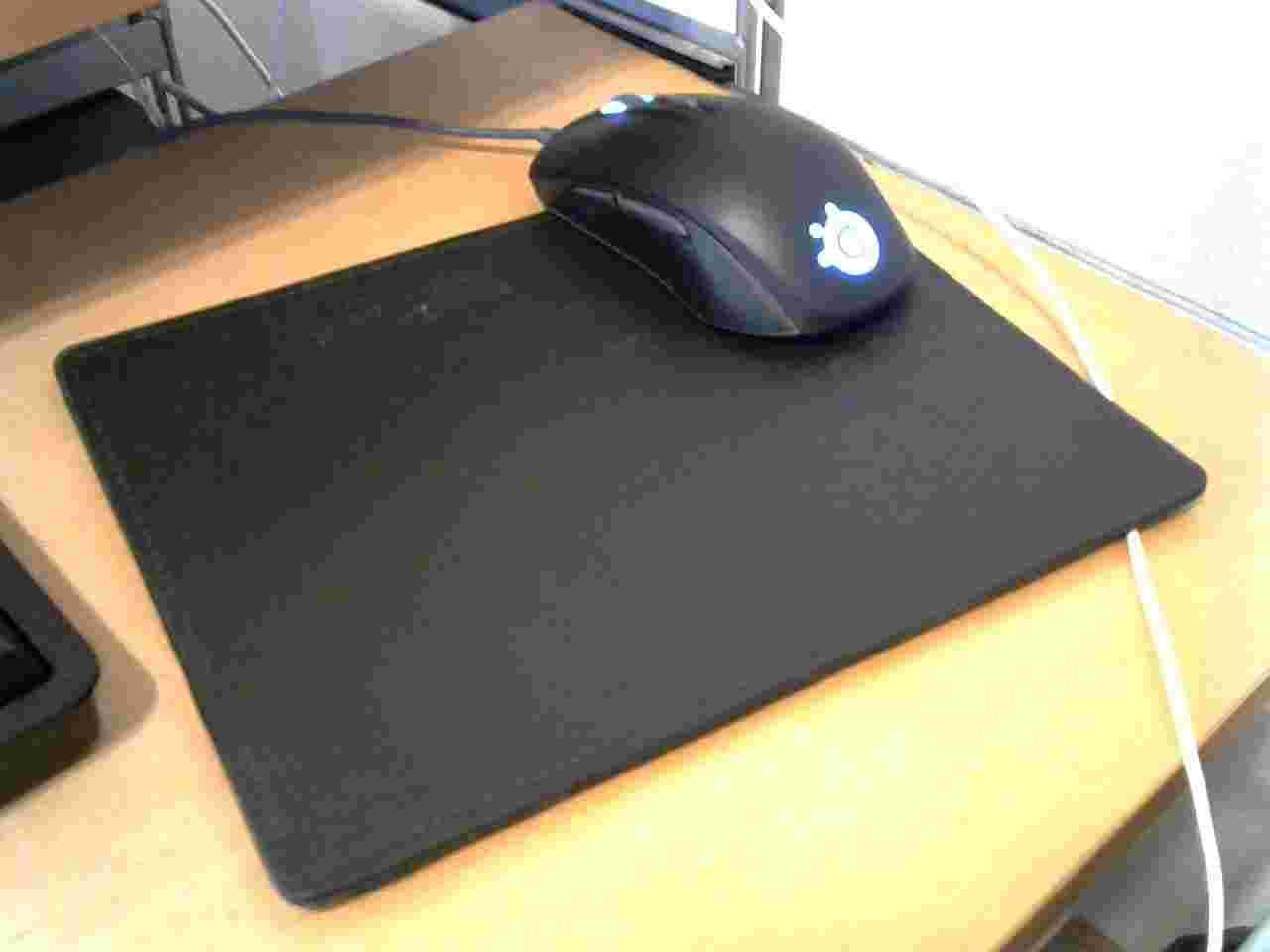 パッド 手作り マウス