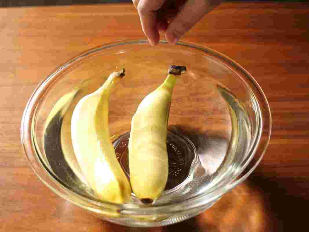 保存 の 仕方 バナナ