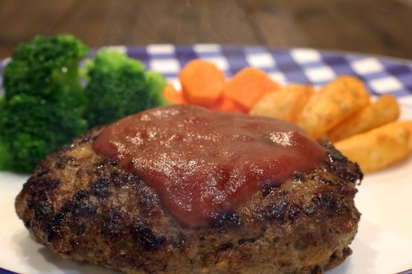 びっくりドンキー再現レシピ!ハンバーグやサラダのポイントは?のイメージ