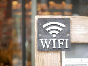 Wifi サンマルク カフェ