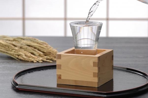 炭酸 割り 日本酒