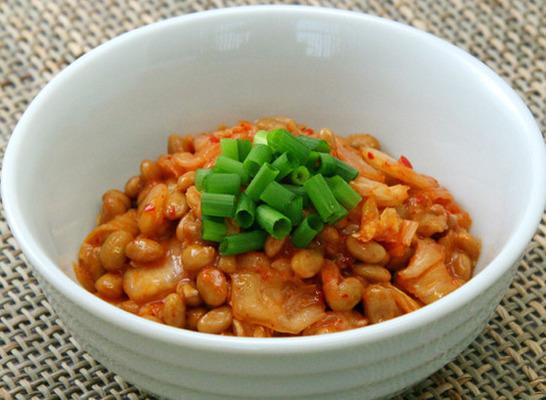 ダイエット 豆腐 納豆 キムチ