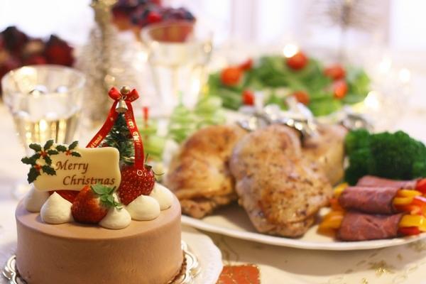 クリスマス料理で子供が喜ぶメニュー!盛り付けやレシピも紹介