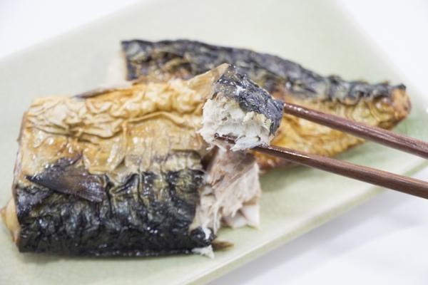 カロリー 焼き サバ