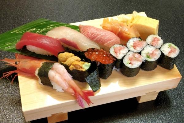 ダイエット 寿司