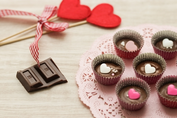 大量 バレンタイン 簡単