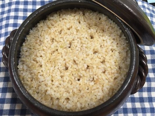 は 発芽 玄米 と